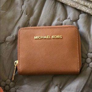 Michael Kors compact wallet